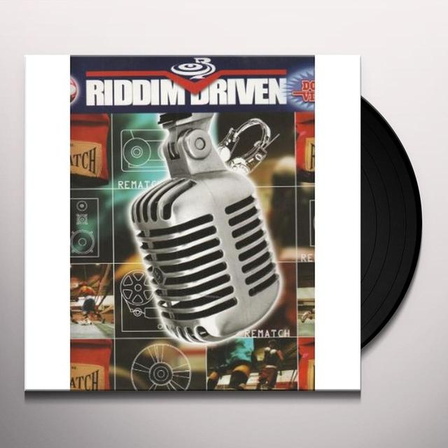RIDDIM DRIVEN: REMATCH / VARIOUS Vinyl Record