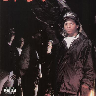 Eazy-E EAZY-DUZ-IT Vinyl Record