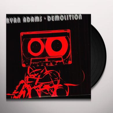 Ryan Adams DEMOLITION Vinyl Record