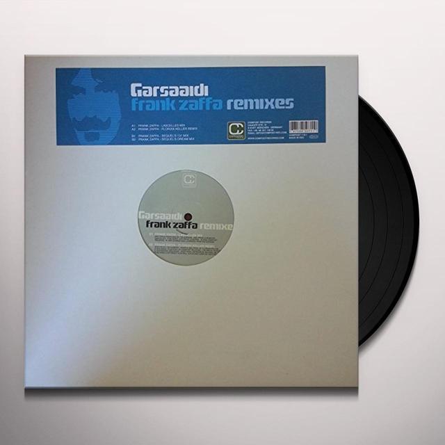 Garsaaidi FRANK ZAFFA REMIXES Vinyl Record