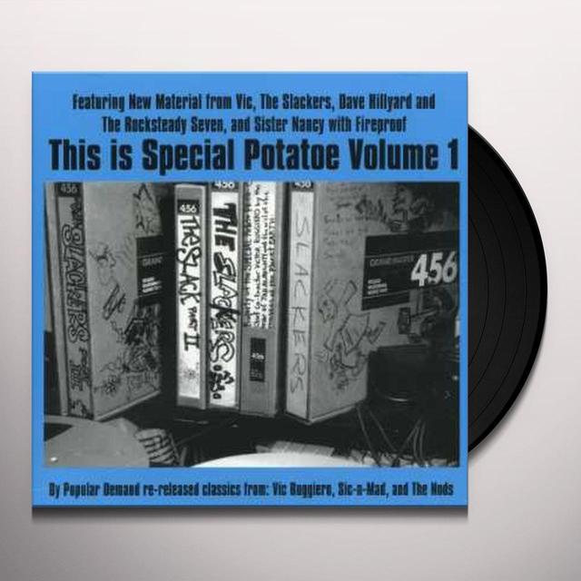 Nu Shootz Inna Rootz: Dub Style / Various THIS IS A SPECIAL POTATOE / VARIOUS Vinyl Record