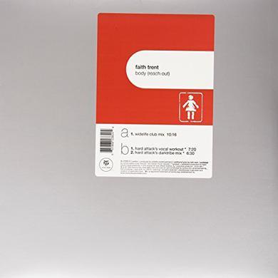 Faith Trent BODY (REACH OUT) Vinyl Record