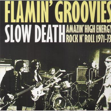 Flamin Groovies SLOW DEATH Vinyl Record