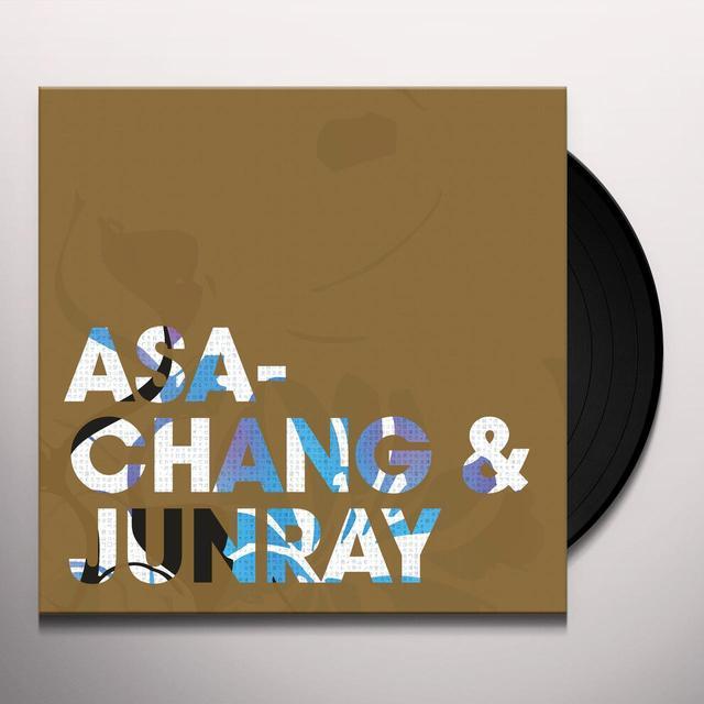 Asa-Chang & Junray JUN RAY SUNG CHANG Vinyl Record - w/CD