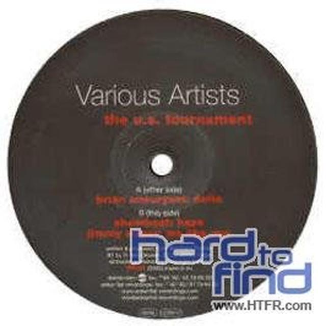 US TOURNAMENT / VARIOUS Vinyl Record
