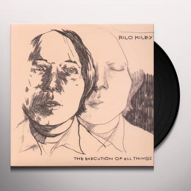 Rilo Kiley EXECUTION OF ALL THINGS Vinyl Record