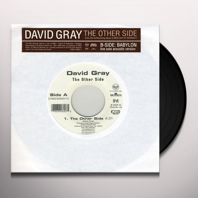 David Gray OTHER SIDE / BABYLON: LIVE AT JOE'S PUB Vinyl Record