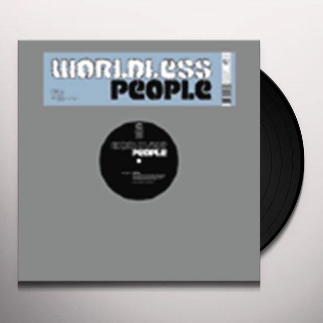 Wordless People POSITIVITY Vinyl Record