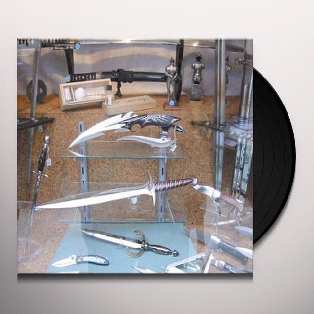 Russell / Masami Haswell SATANSTORNADE Vinyl Record