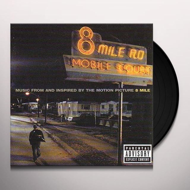 8 MILE ( EMINEM ) / O.S.T. Vinyl Record
