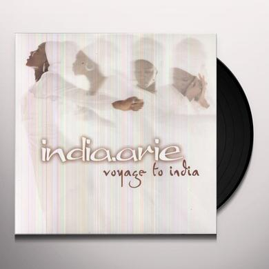 India.Arie VOYAGE TO INDIA Vinyl Record