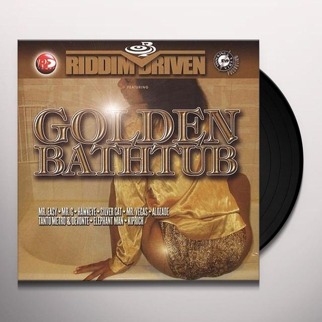 RIDDIM DRIVEN: GOLDEN BATHTUB / VARIOUS Vinyl Record