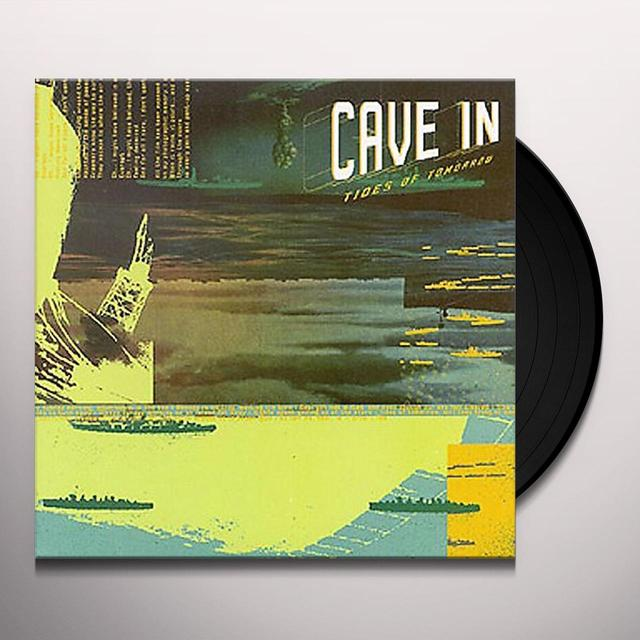 Cave In TIDES OF TOMORROW Vinyl Record