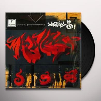 Mr Dibbs UNEARTHED 3 Vinyl Record