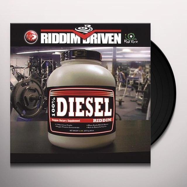 RIDDIM DRIVEN: DIESEL / VARIOUS Vinyl Record