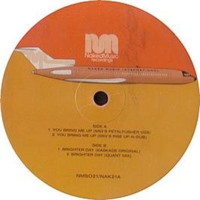 Petalpusher / Kaskade JETLAG Vinyl Record
