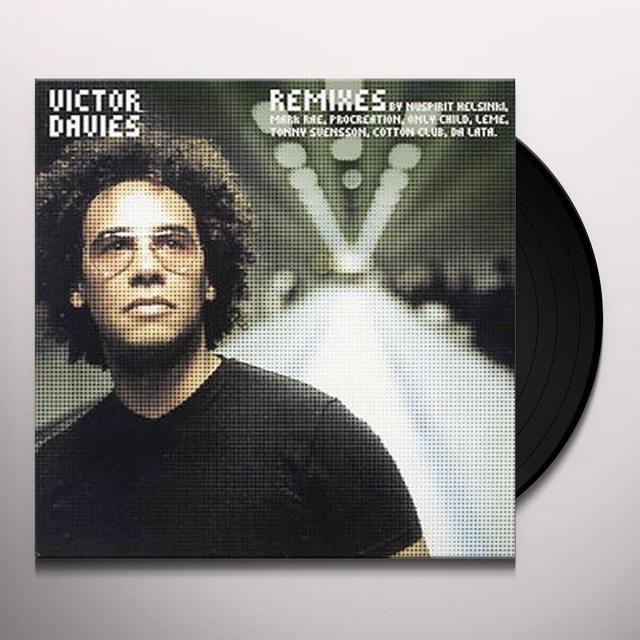 Victor Davies REMIXES Vinyl Record
