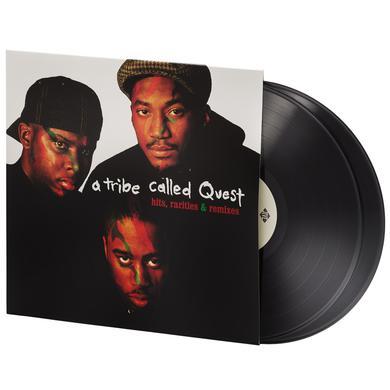 A Tribe Called Quest HITS RARITIES & REMIXES Vinyl Record