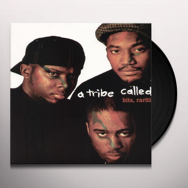 A Tribe Called Quest HITS RARITIES & REMIXES Vinyl Record