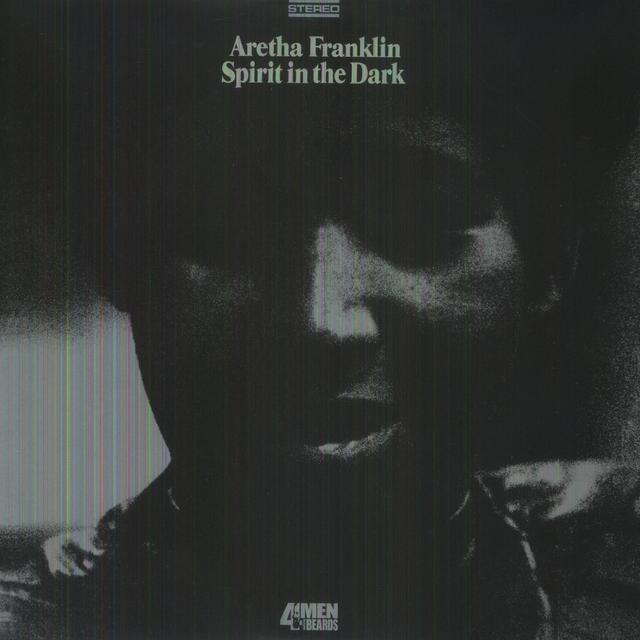 Aretha Franklin SPIRIT IN THE DARK Vinyl Record