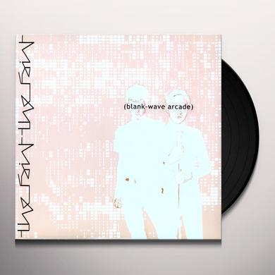 Faint BLANK WAVE ARCADE Vinyl Record