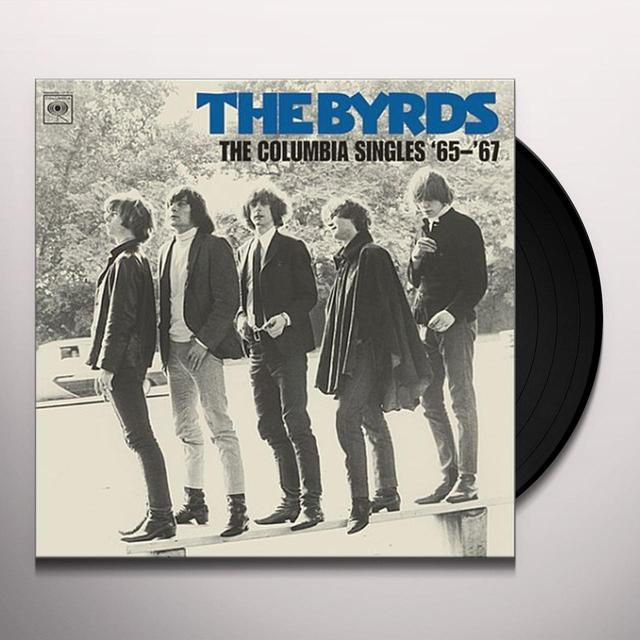 The Byrds COLUMBIA SINGLES Vinyl Record