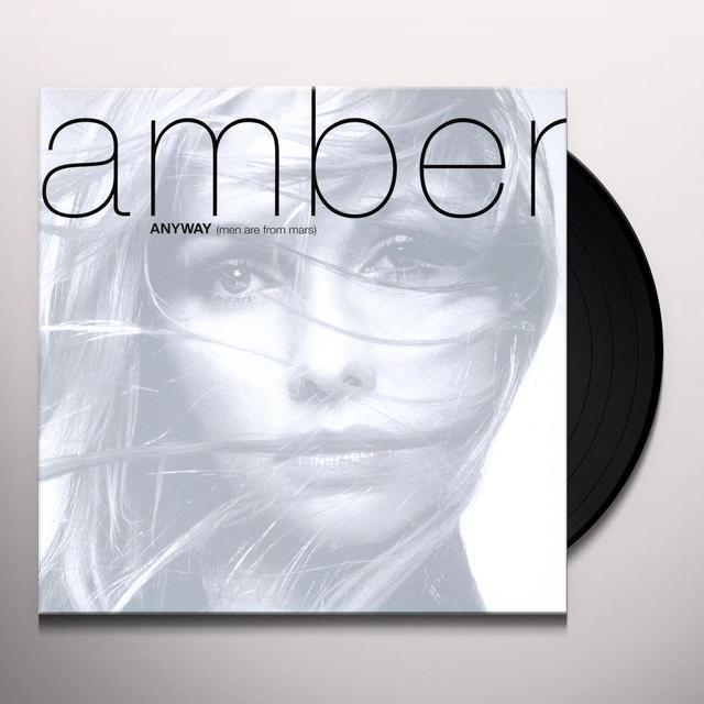 Amber ANYWAY (SINGLE) Vinyl Record