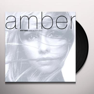 Amber ANYWAY (SINGLE) Vinyl Record