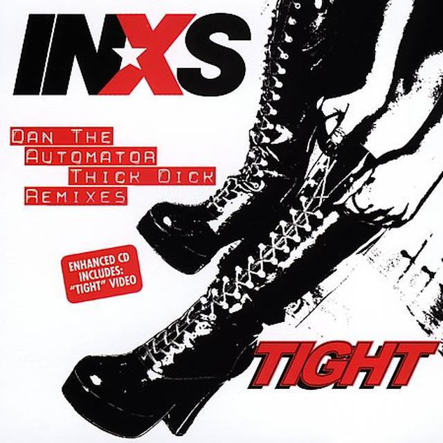 Inxs TIGHT (SINGLE) Vinyl Record
