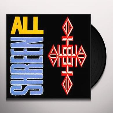 All SHREEN Vinyl Record
