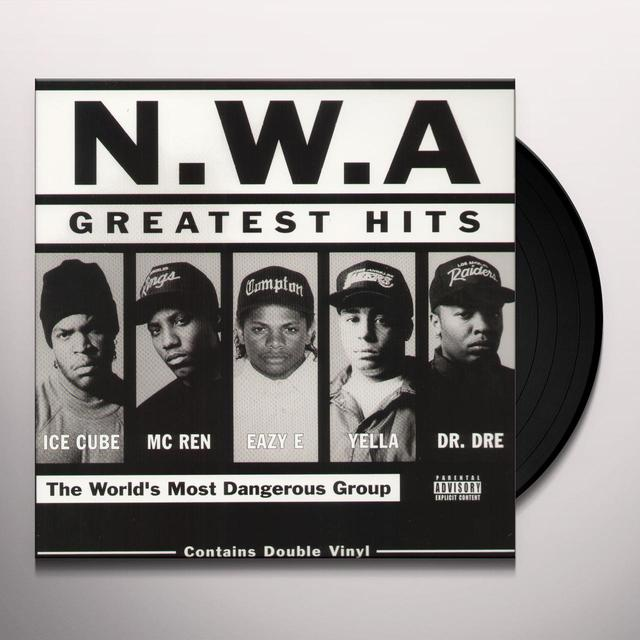 N.W.A. GREATEST HITS Vinyl Record