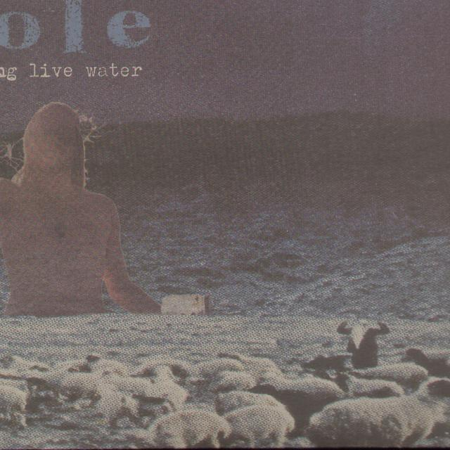 Sole SELLING LIVE WATER Vinyl Record