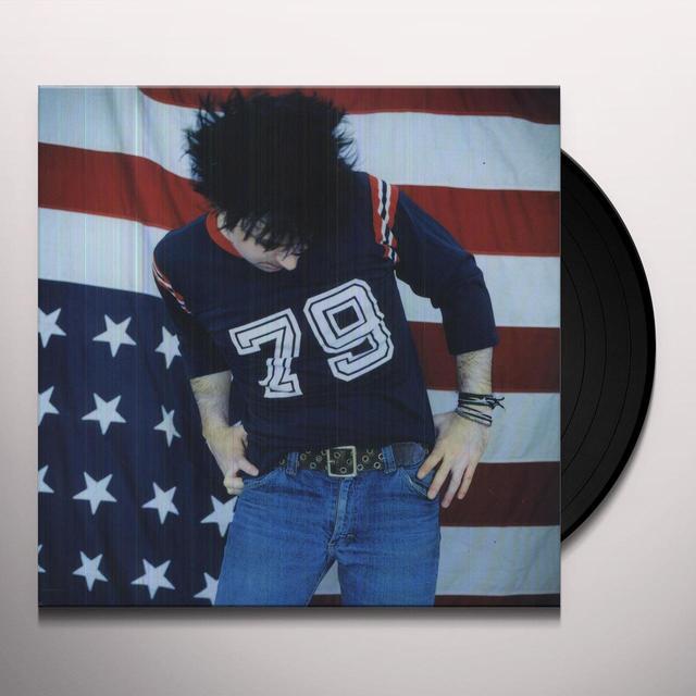 Ryan Adams GOLD Vinyl Record