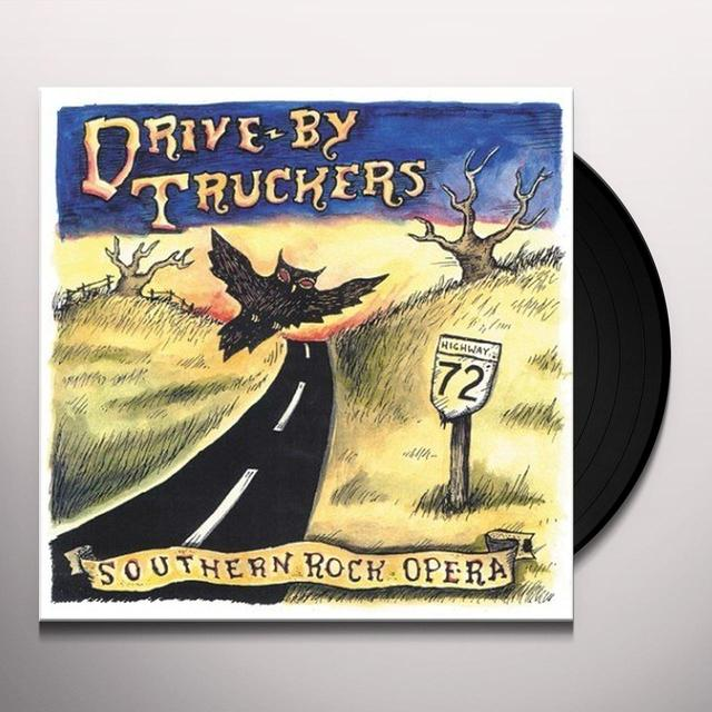 Drive-By Truckers SOUTHERN ROCK OPERA Vinyl Record