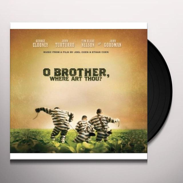 O BROTHER WHERE ART THOU / O.S.T. (ENH) Vinyl Record