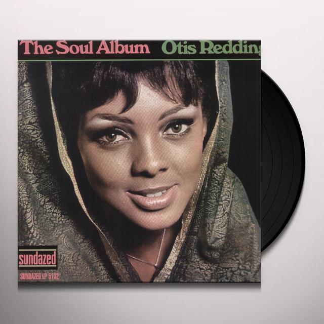 Otis Redding SOUL ALBUM Vinyl Record