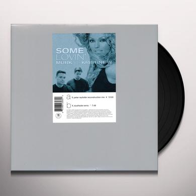 Murk / Kristine W SOME LOVIN Vinyl Record
