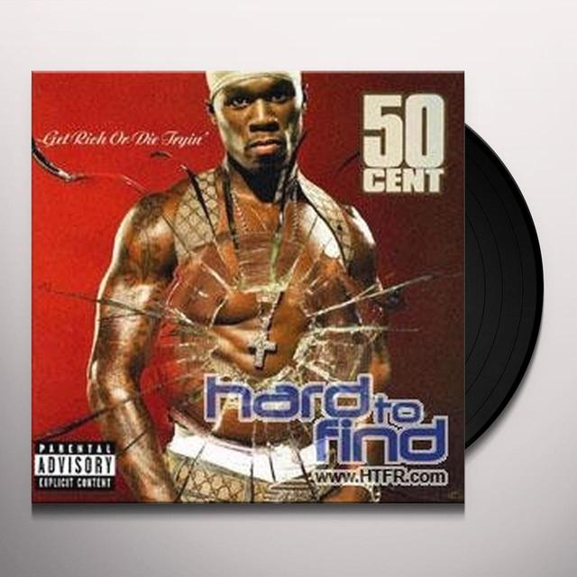 50 Cent GET RICH OR DIE TRYIN Vinyl Record