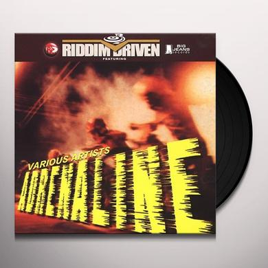 RIDDIM DRIVEN: ADRENALINE / VARIOUS Vinyl Record