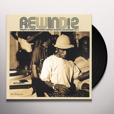 REWIND 2 / VARIOUS Vinyl Record