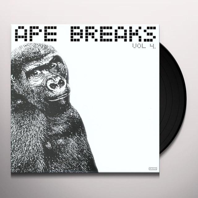 APE BREAKS 4 / VARIOUS Vinyl Record