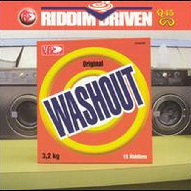 RIDDIM DRIVEN: WASHOUT / VARIOUS Vinyl Record