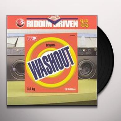 RIDDIM DRIVEN: WASHOUT / VARIOUS Vinyl Record