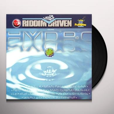 RIDDIM DRIVEN: HYDRO / VARIOUS Vinyl Record