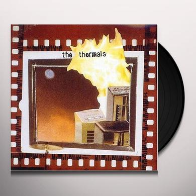 The Thermals MORE PARTS PER MILLION Vinyl Record - MP3 Download Included