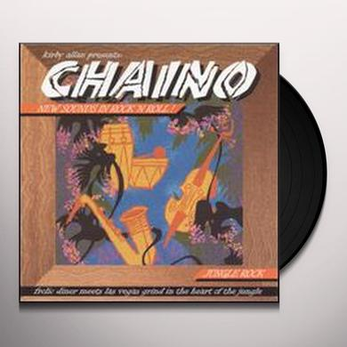 KIRBY ALLAN PRESENTS CHAINO: NEW SOUNDS IN ROCK Vinyl Record