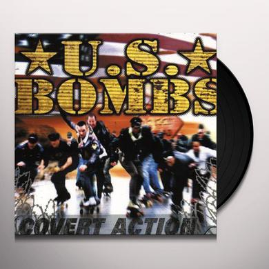 Us Bombs COVER ACTION Vinyl Record