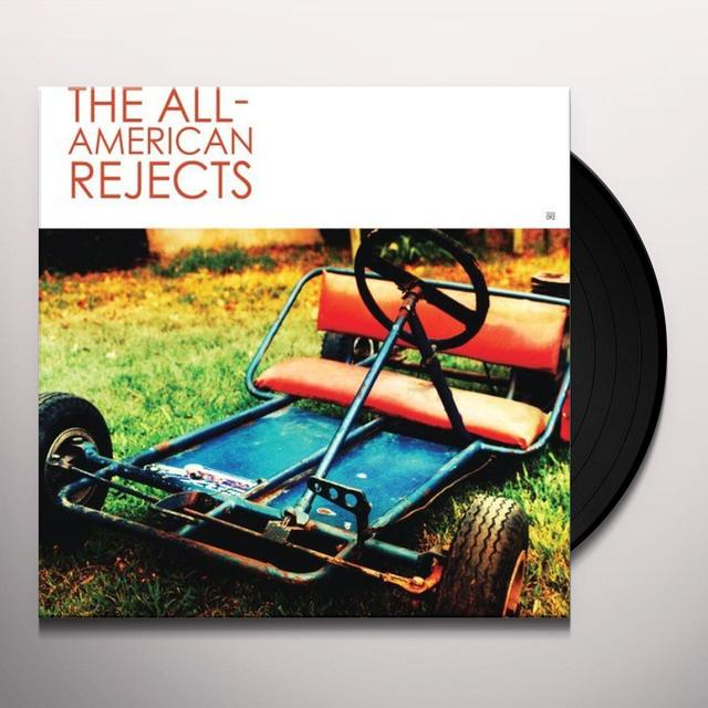 ALL AMERICAN REJECTS Vinyl Record
