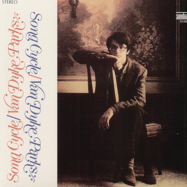 Van Dyke Parks SONG CYCLE Vinyl Record