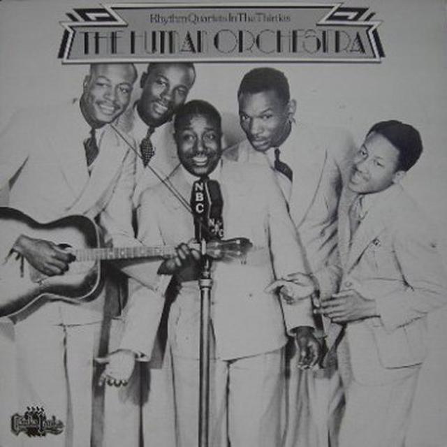 HUMAN ORCHESTRA / VARIOUS Vinyl Record